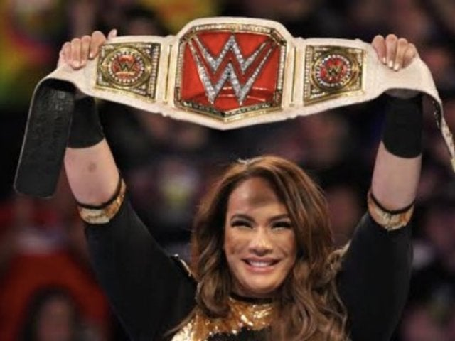 Exclusive: Nia Jax Dishes on Enzo Amore Romance Storyline