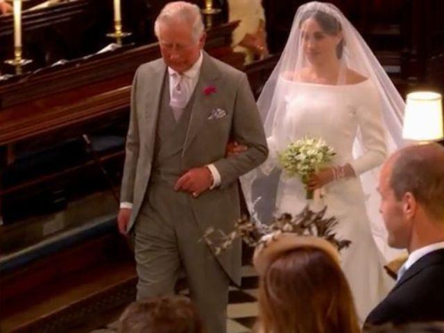 Meghan Markle Eschews Traditional Wedding Vow