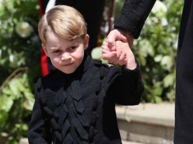 Fake Prince George Instagram Account Slammed for Inappropriate Joke