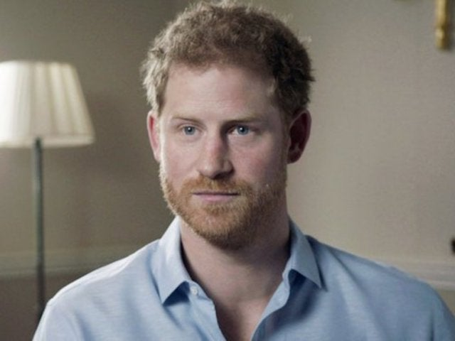 Prince Harry Makes First Appearance Since Honeymoon, but Without Meghan Markle