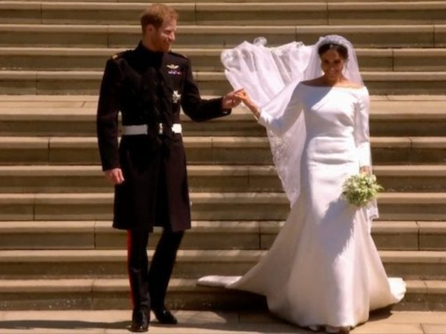 What Prince Harry Said to Meghan Markle at the Altar