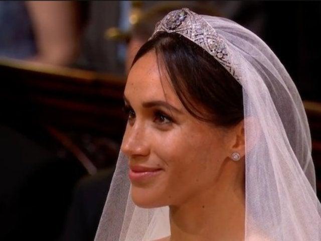Royal History of Meghan Markle's Wedding Tiara