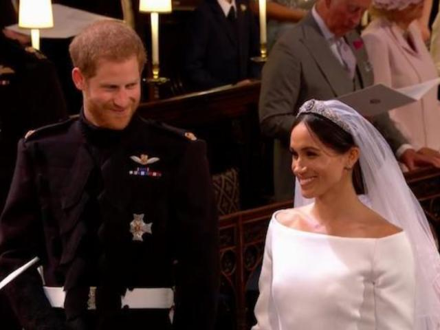 Royal Wedding: Watch the Moment Prince Harry and Meghan Markle Became Husband and Wife