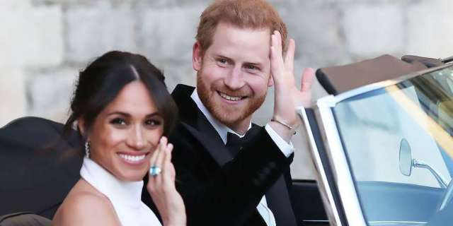 Royal Wedding: Prince Harry and Megan Markle Break With Tradition in First Dance