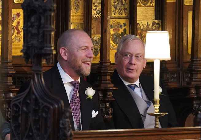 prince richard and mike tindall