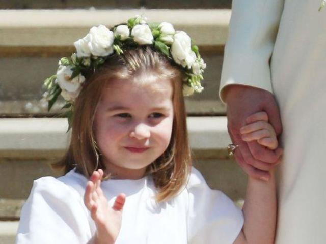 Royal Wedding: Why You Didn't See Prince George and Princess Charlotte During Ceremony