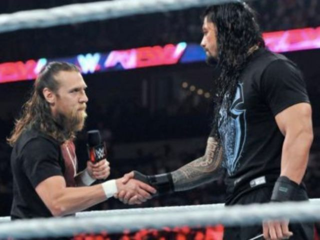 Roman Reigns Says Only Daniel Bryan Can Turn Him Heel