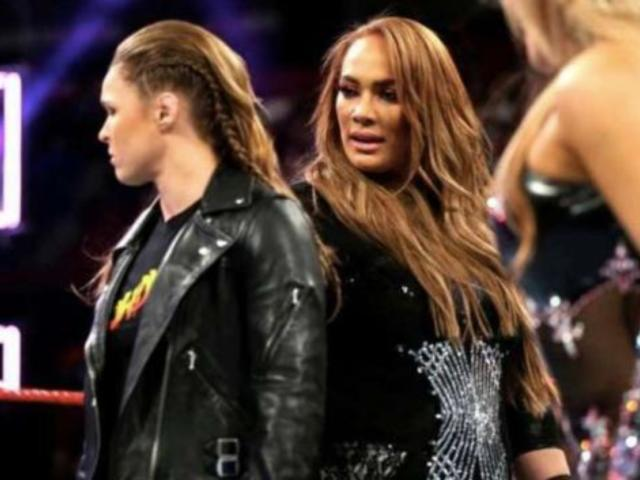 Ronda Rousey vs. Nia Jax Set for Money in the Bank