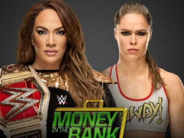 Rumor: WWE 'Had No Choice' in Booking Ronda Rousey vs. Nia Jax at Money in the Bank