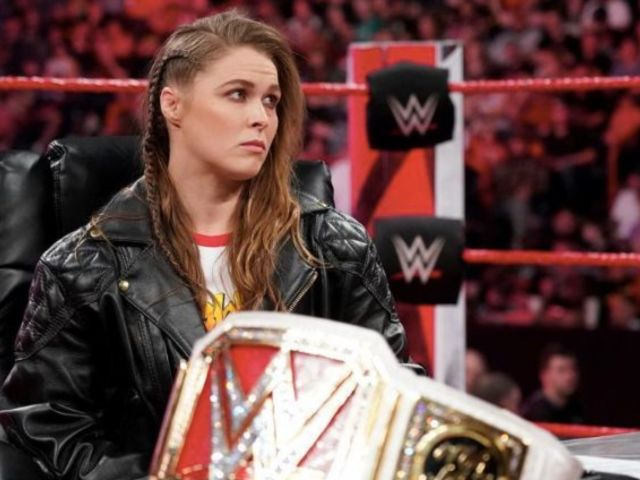 WWE Rumor: Ronda Rousey Not Ready for Singles Competition?