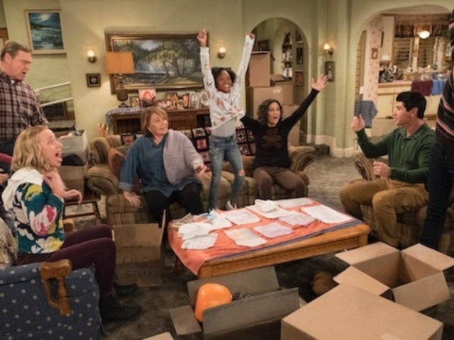 'Roseanne' Season Finale Throws Shade at Donald Trump Tweets