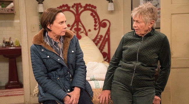 Trump continues feud with ABC after 'Roseanne' is canceled