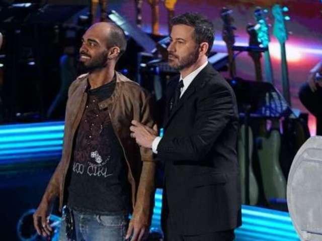 Sanjaya Makes Surprise 'American Idol' Appearance During Finale