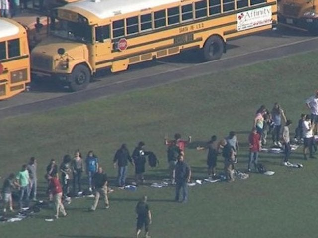 Texas School Shooting: Trained Police Officer Reportedly Injured