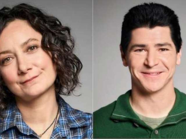 'Roseanne's Sara Gilbert and Michael Fishman Reportedly on 'DWTS' Short List