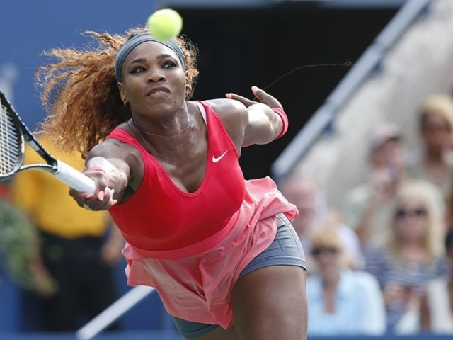 Get a Workout Like Serena Williams