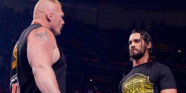 WWE Rumor: Seth Rollins Next in Line for Brock Lesnar?