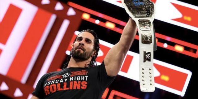 Seth Rollins Money in the bank wwe