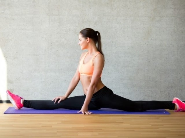 Stretch Your Way to Splits With These Poses