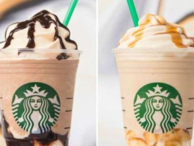 Starbucks Adds Two Frappuccinos to Permanent Menu