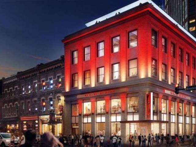 Blake Shelton Announces Ole Red Nashville Grand Opening