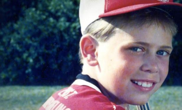The Miz Childhood