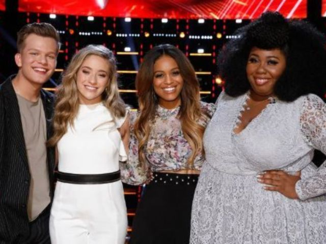 'The Voice' Crowns Brynn Cartelli as Season 14 Winner