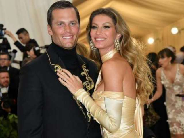 Tom Brady Turns Heads with 'Bond Villain' Outfit at Met Gala