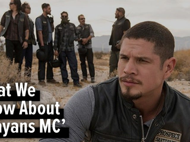 What We Know About 'Mayans Mc'