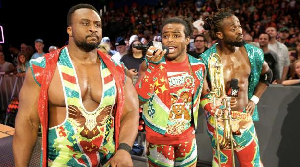 wwe is a mess new day