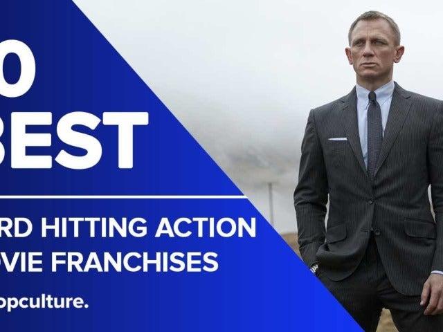 10 Best Hard-Hitting Action Franchises