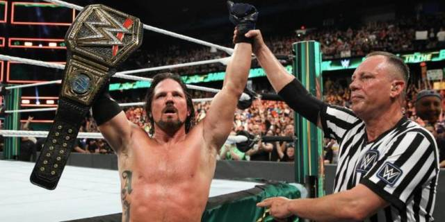 Aj styles WWE why still Champion