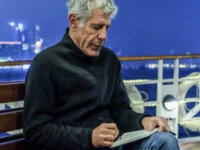 New Anthony Bourdain 'Parts Unknown' Airing Sunday Night