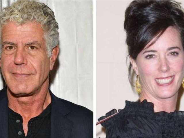 Anthony Bourdain, Kate Spade's Suicide Cause Major Rise in Suicide Prevention Helpline Calls