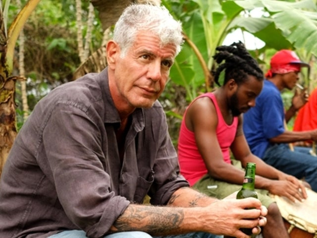 Anthony Bourdain Seemed in Good Spirits During Final 'Parts Unknown' Shoot