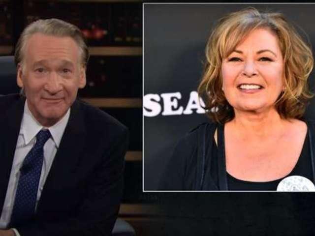 'Roseanne' Fans Demand Bill Maher Be Fired Over Trump-Orangutan Joke