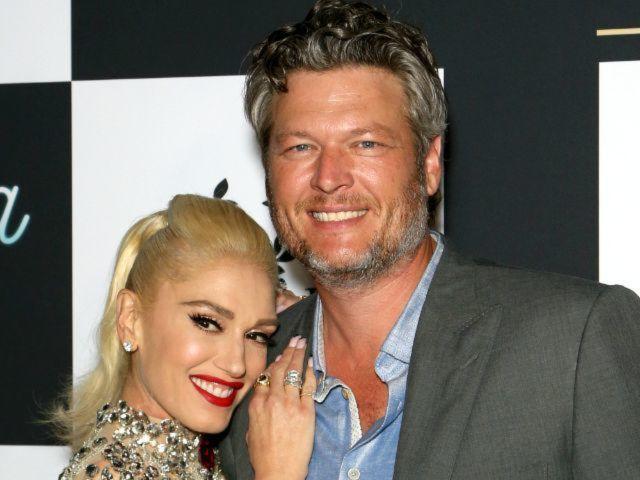 Blake Shelton Surprises Gwen Stefani on First Night of Vegas Residency