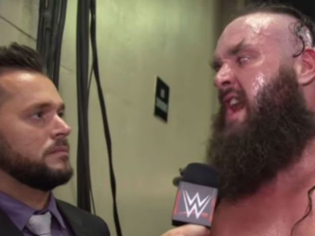 Braun Strowman Calls out Brock Lesnar After Winning Money in the Bank