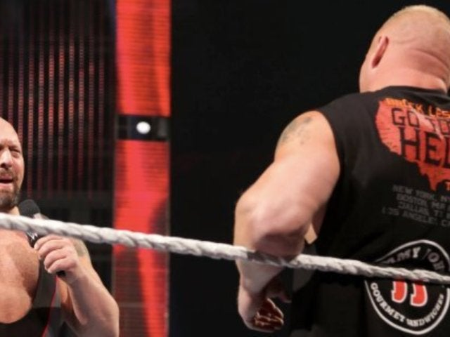 Brock Lesnar 'Scares Everybody Backstage' According to Big Show