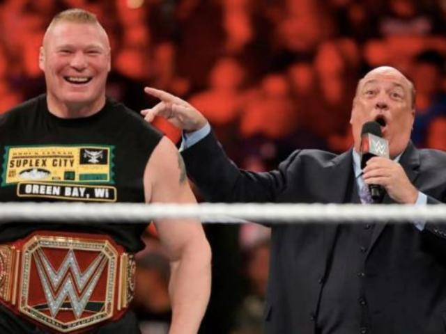 WWE Rumor: Brock Lesnar and Paul Heyman Done With WWE After SummerSlam?