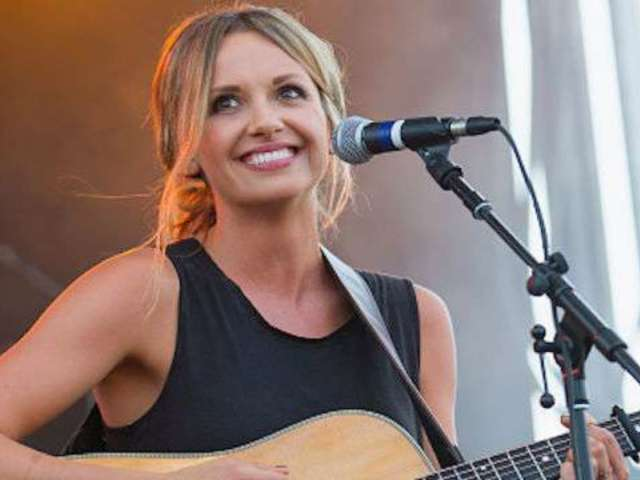 Carly Pearce Celebrates Headlining First Festival