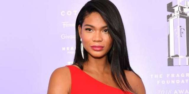 chanel iman getty