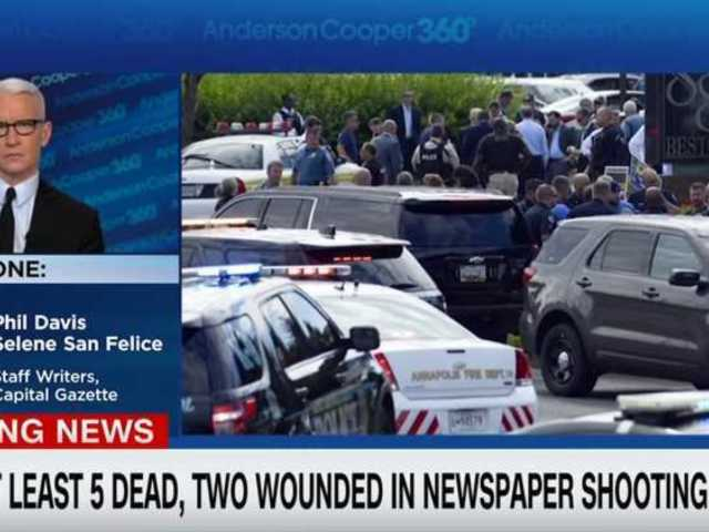 CNN Airs Uncensored F-Word Interview With Capital Gazette Newsroom Survivors