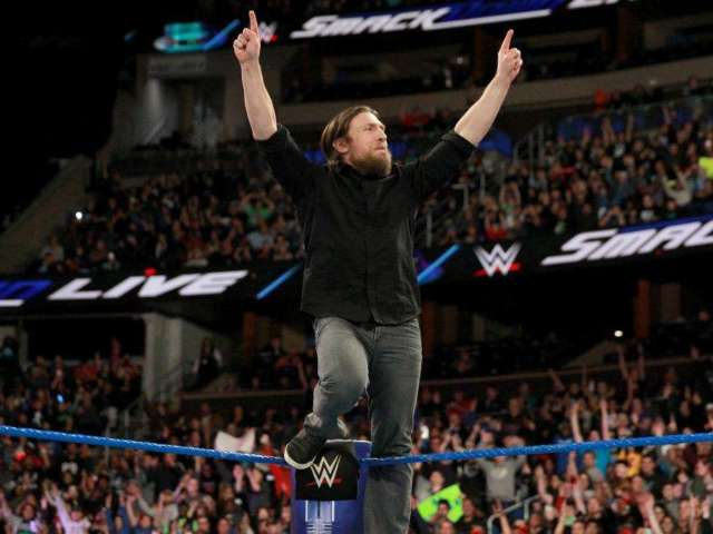 WWE Announces Daniel Bryan Match for Money In The Bank