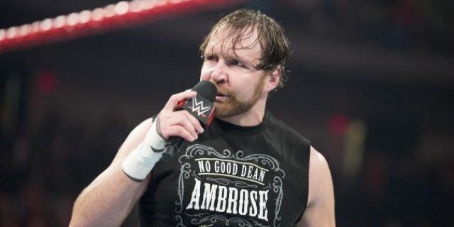 Dean ambrose wwe rumored plans