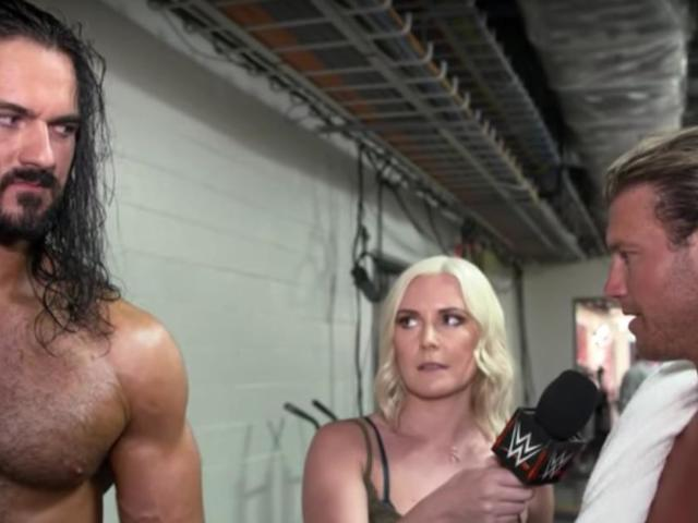 WWE Rumor: Drew McIntyre and Dolph Ziggler on Verge of Splitting?