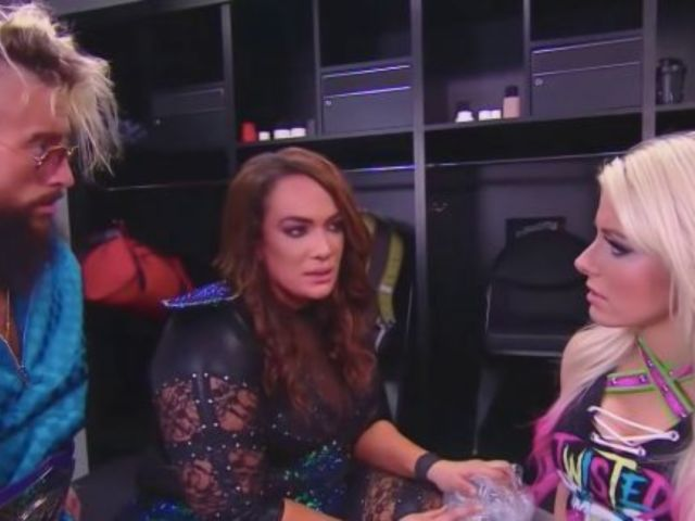 Enzo Amore Reveals Creative Plans for Love Triangle with Nia Jax and Alexa Bliss