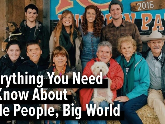 Everything You Need to Know About 'Little People, Big World'