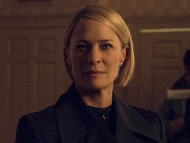 'House of Cards' First Look: See Robin Wright's President in Season 6 Photos