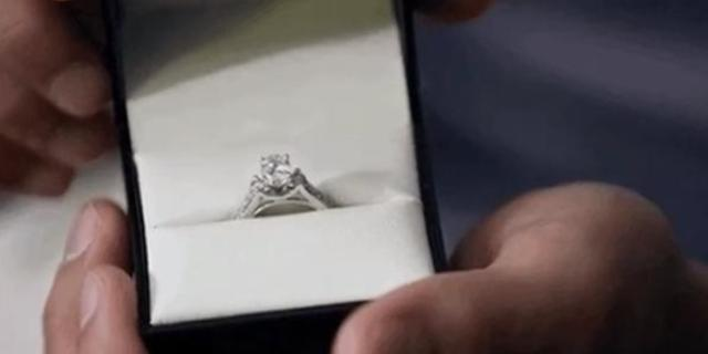 javi marroquin engagement ring